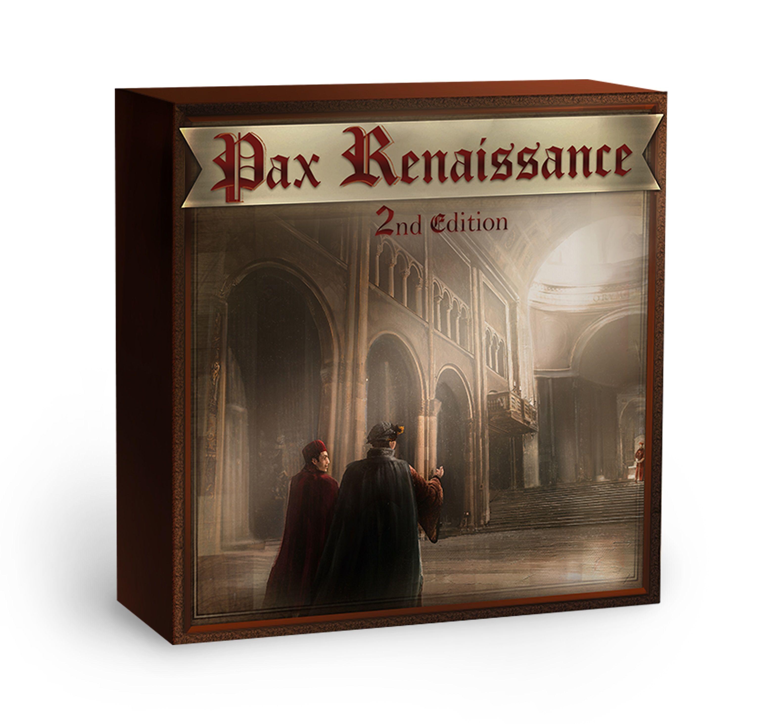 Pax Renaissance 2nd Edition