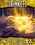 RPG Item: Trinkets: Tons of Trinkets and Adventure Hooks Anniversary Edition