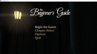 Video Game: The Beginner's Guide