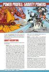 RPG Item: Power Profile #20: Gravity Powers