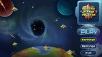 Video Game: Galactic Missile Defense