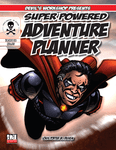RPG Item: Super Powered Adventure Planner
