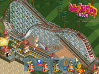 Video Game Compilation: RollerCoaster Tycoon Deluxe