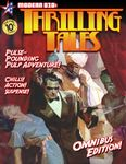 RPG Item: Thrilling Tales: Omnibus Edition