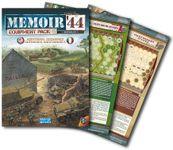 Board Game: Memoir '44: Equipment Pack Bonus Scenarios
