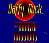 Video Game: Daffy Duck: The Marvin Missions
