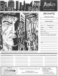RPG Item: Nightlife Character Sheet