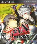 Video Game: Persona 4 Arena