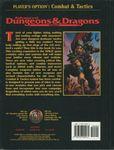 RPG Item: Player's Option: Combat & Tactics