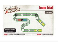 Board Game: Flamme Rouge: Team Trial