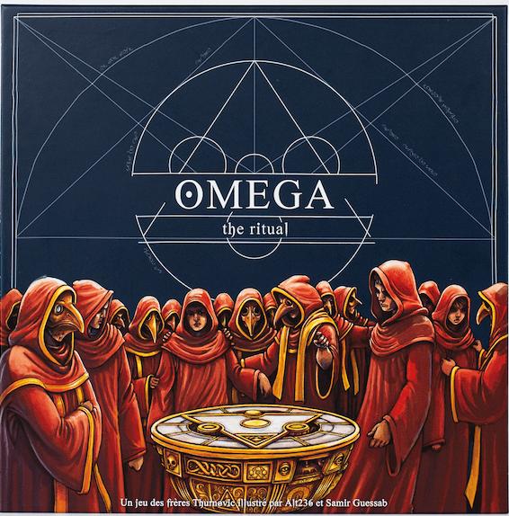 OMEGA: the Ritual