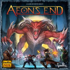 Aeon's End Cover Artwork