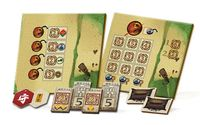 Board Game: Round House: 1st Expansion – Additional Tiles