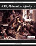 RPG Item: #30 Alchemical Gadgets