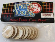 RPG Item: Action Points - Coins
