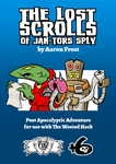 RPG Item: The Lost Scrolls of Jan-Tors Sply