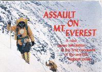 Board Game: Assault on Mt. Everest