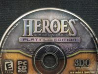 Video Game Compilation: Heroes of Might and Magic: Platinum Edition