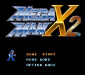 Video Game: Mega Man X2