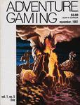 Issue: Adventure Gaming (Issue 5 - Nov 1981)