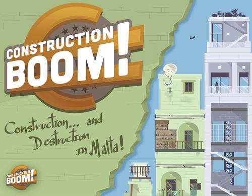 Board Game: Construction BOOM!