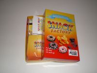 Board Game: Snack Factory
