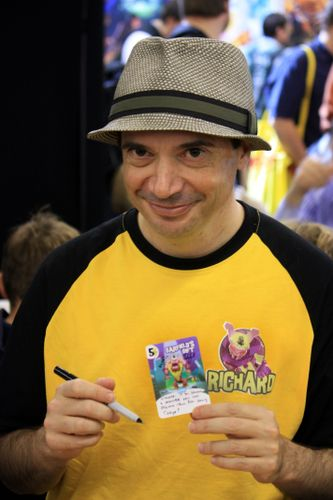 Board Game Designer: Richard Garfield