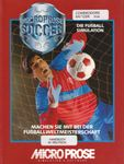 Video Game: Microprose Soccer