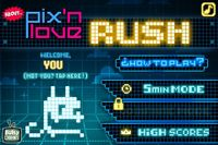 Video Game: Pix 'n Love Rush