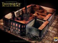 RPG Item: Thoumont's Rare Tomes and Components