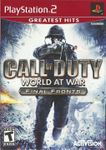 Video Game: Call of Duty: World at War: Final Fronts