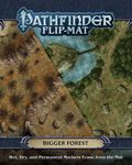 RPG Item: GameMastery Flip-Mat: Bigger Forest