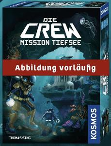 Die Crew: Mission Tiefsee Cover Artwork