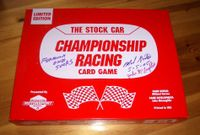 Board Game: The Stock Car Championship Racing Card Game