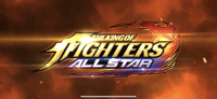 Video Game: The King of Fighters ALLSTAR