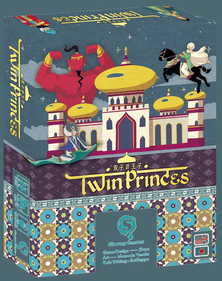Twin Princes: Reborn Edition