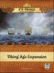 Board Game: 878 Vikings: Invasions of England – Viking Age Expansion