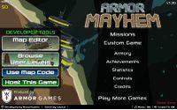 Video Game: Armor Mayhem