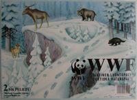 Board Game: WWF Taktinen Luontopeli