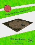 RPG Item: Battlemap: Mortar Emplacement