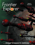 Issue: Frontier Explorer (Issue 6 - Fall 2013)