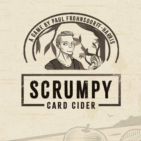 Board Game: Scrumpy: Card Cider