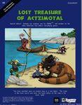 RPG Item: Lost Treasure of Actzimotal