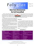 Issue: Polyglot (Volume 2, Issue 25 - Feb 2007)