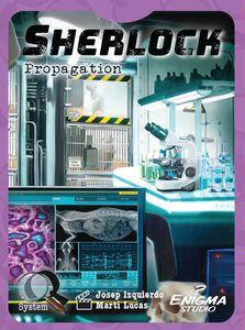 Sherlock: Propagation Cover Artwork
