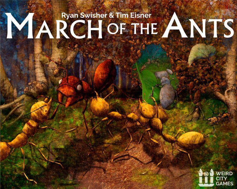 Ameisen Spiel