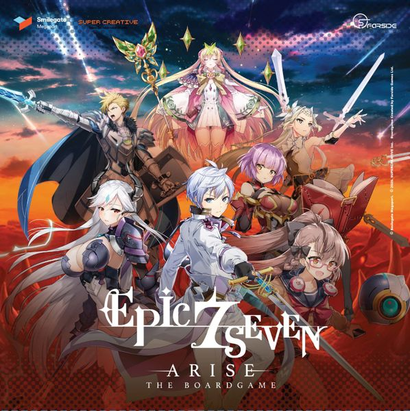 Epic Seven Arise: The Board Game