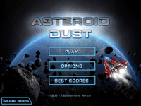 Video Game: Asteroid Dust