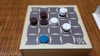 Board Game: Six Making