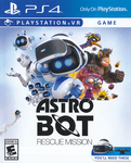 Video Game: Astro Bot: Rescue Mission